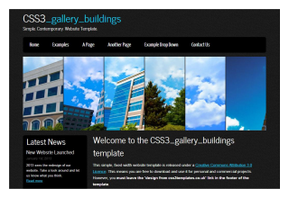 css3templates Gallery