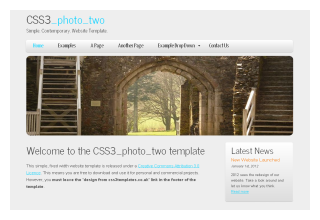 css3templates Photo